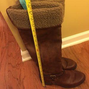 Just Fab Tall Flat Boots